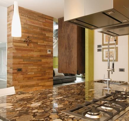 Arredi in marmo – villa privata